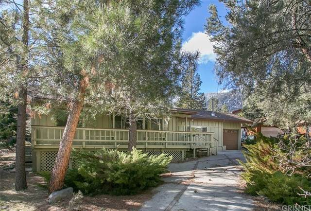 16700 Sequoia Way, Pine Mountain Club, CA 93222 (#SR20025413) :: Lydia Gable Realty Group