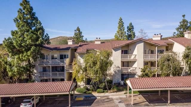 653 Oak Run #201, Oak Park, CA 91377 (#220001405) :: Lydia Gable Realty Group