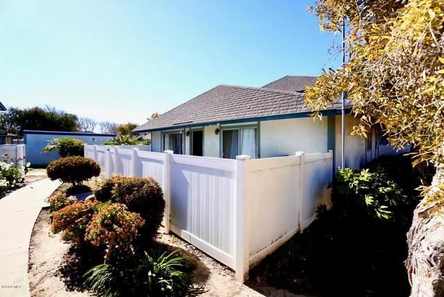 1215 Miramar Walk, Oxnard, CA 93035 (#220001407) :: TruLine Realty