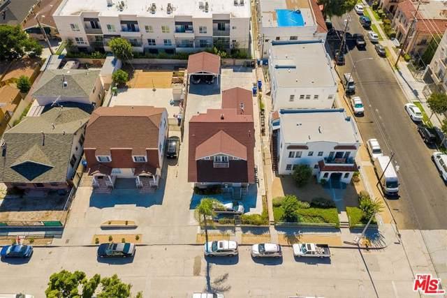 553 N Serrano Avenue, Los Angeles (City), CA 90004 (MLS #20-551720) :: Deirdre Coit and Associates