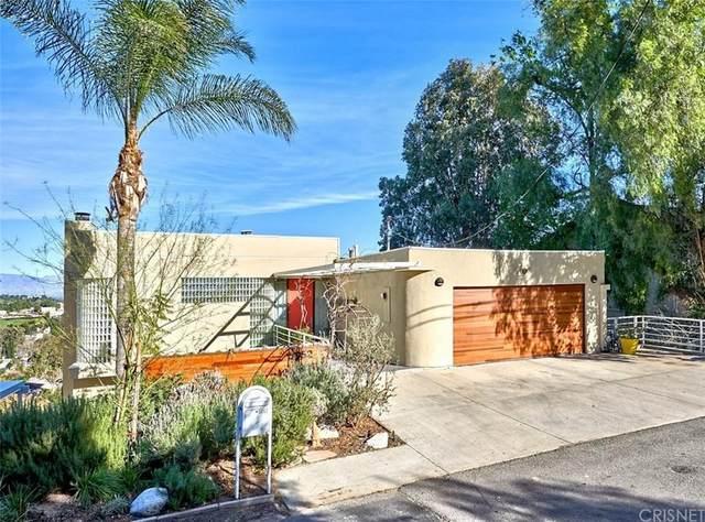 5052 Medina Road, Woodland Hills, CA 91364 (#SR20027855) :: Lydia Gable Realty Group