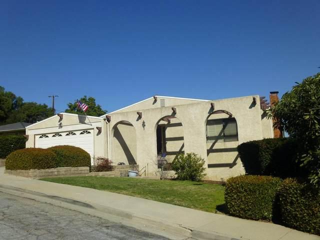 633 N 9TH Street, Santa Paula, CA 93060 (#220001474) :: Randy Plaice and Associates