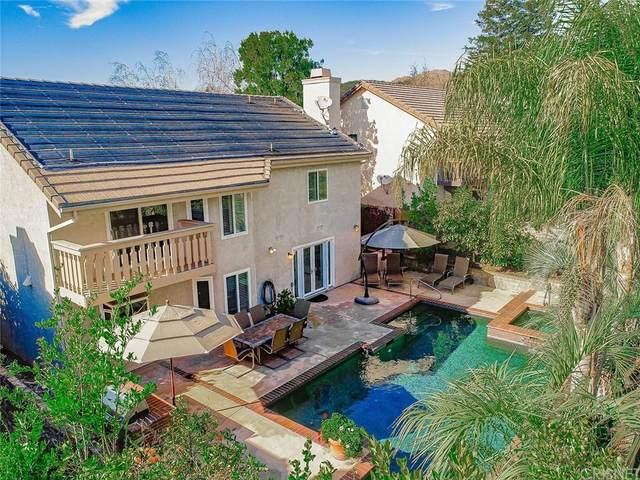 378 Southridge Drive, Oak Park, CA 91377 (#SR20027027) :: Lydia Gable Realty Group