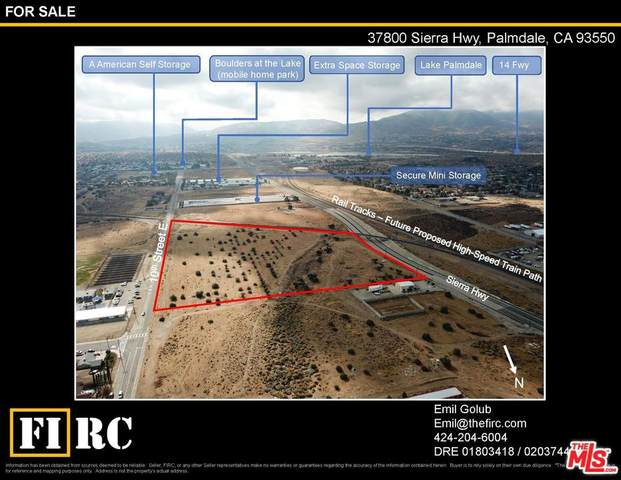 37800 Sierra Hwy, Palmdale, CA 93551 (#20-552272) :: Randy Plaice and Associates
