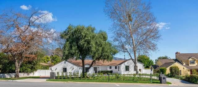 1400 San Carlos Road, Arcadia, CA 91006 (#820000513) :: TruLine Realty