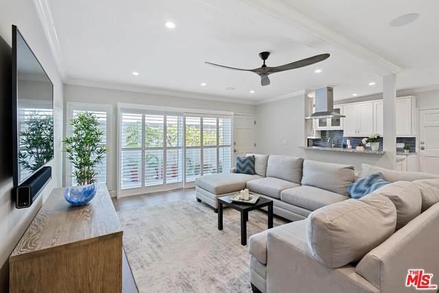 2021 California Avenue #20, Santa Monica, CA 90403 (#20552506) :: TruLine Realty