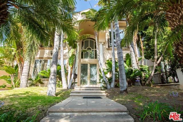 305 N Elm Dr, Beverly Hills, CA 90210 (MLS #20-552602) :: The John Jay Group - Bennion Deville Homes