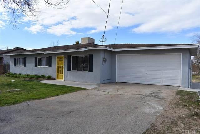 43235 45TH Street W, Lancaster, CA 93536 (#SR20029858) :: Randy Plaice and Associates