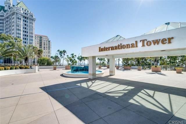 700 E Ocean Boulevard #703, Long Beach, CA 90802 (#SR20029674) :: The Suarez Team