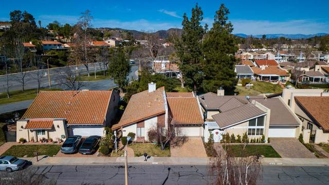 2363 Leeward Circle, Westlake Village, CA 91361 (#220001552) :: Randy Plaice and Associates