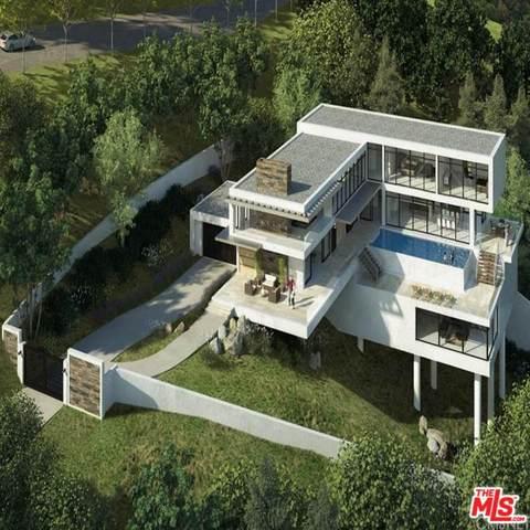 14745 Mulholland Dr, Los Angeles, CA 90077 (MLS #20-552762) :: Mark Wise | Bennion Deville Homes