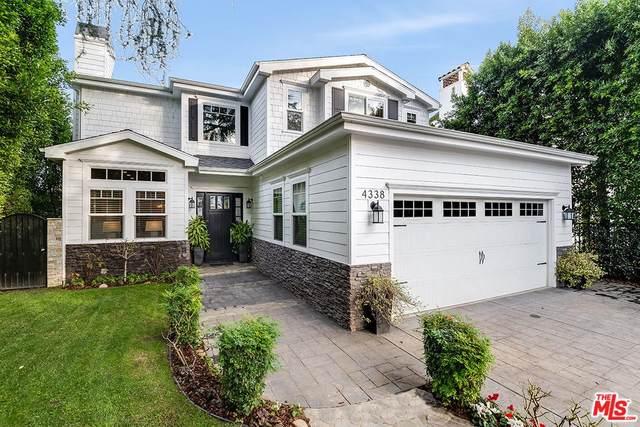 4338 Laurelgrove Avenue, Studio City, CA 91604 (MLS #20552582) :: Hacienda Agency Inc