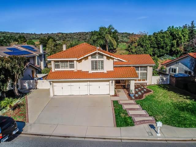 751 Lynnmere Drive, Thousand Oaks, CA 91360 (#220001040) :: Randy Plaice and Associates
