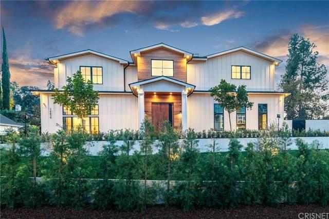16658 Adlon Road, Encino, CA 91436 (#SR20030423) :: Randy Plaice and Associates