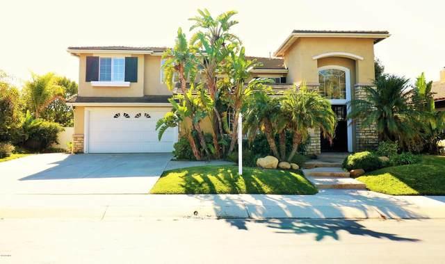 758 Jewel Court, Camarillo, CA 93010 (#219014564) :: Randy Plaice and Associates