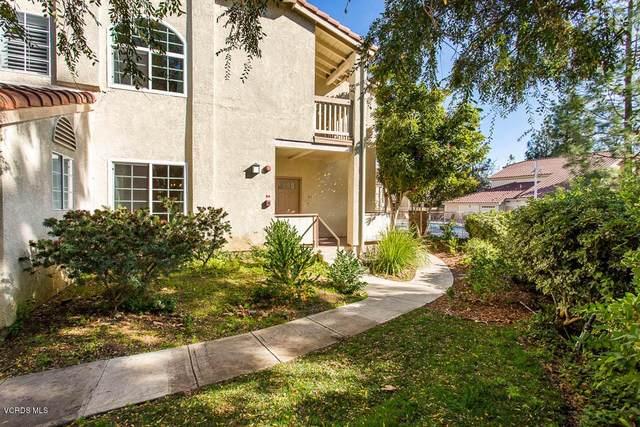 684 Sutton Crest #105, Oak Park, CA 91377 (#220000963) :: Lydia Gable Realty Group