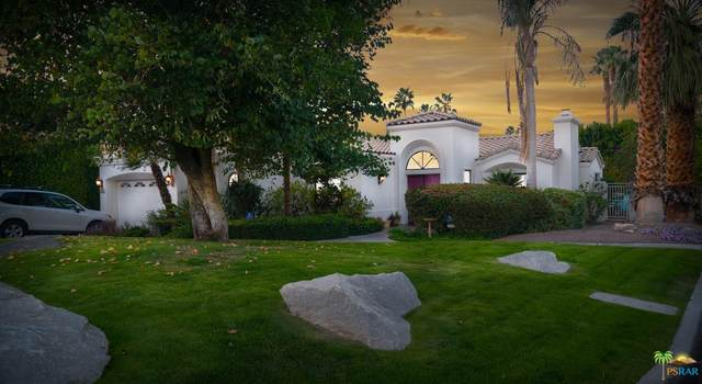 44625 San Clemente Circle, Palm Desert, CA 92260 (#20553196) :: Randy Plaice and Associates