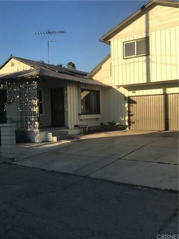 13791 Osborne Avenue, Arleta, CA 91331 (#SR20031010) :: TruLine Realty