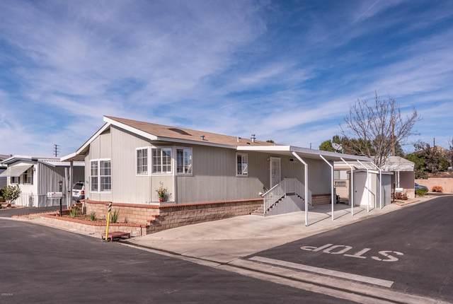 195 Tierra Rejada Road #60, Simi Valley, CA 93065 (#220001240) :: Randy Plaice and Associates