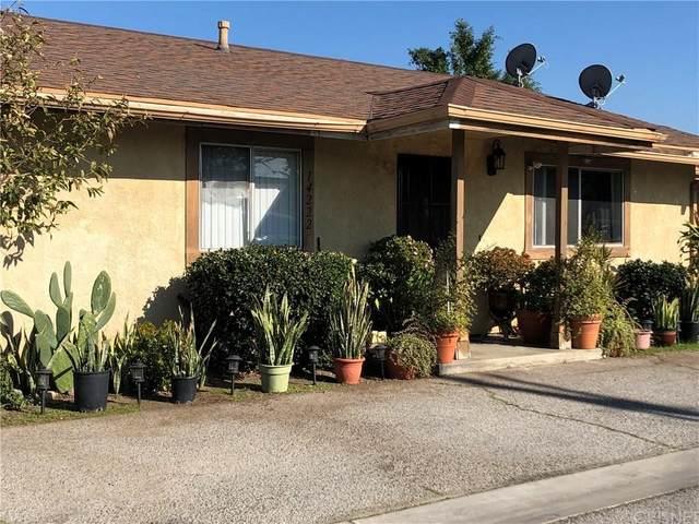 14222 Filmore Street, Arleta, CA 91331 (#SR19271211) :: TruLine Realty