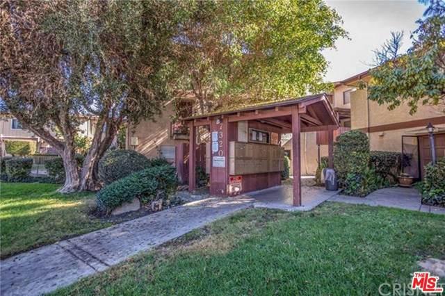 7320 Lennox Ave G17, Van Nuys, CA 91405 (MLS #20-553626) :: Hacienda Agency Inc