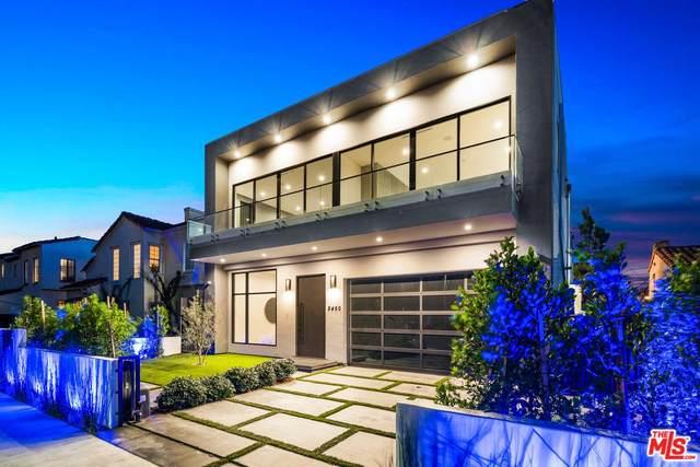 8450 W 4TH Street, Los Angeles (City), CA 90048 (#20552846) :: Randy Plaice and Associates