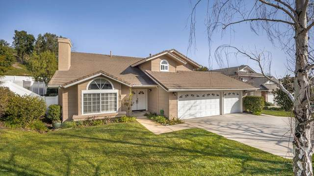 852 Admiral Court, Oak Park, CA 91377 (#220001650) :: Lydia Gable Realty Group