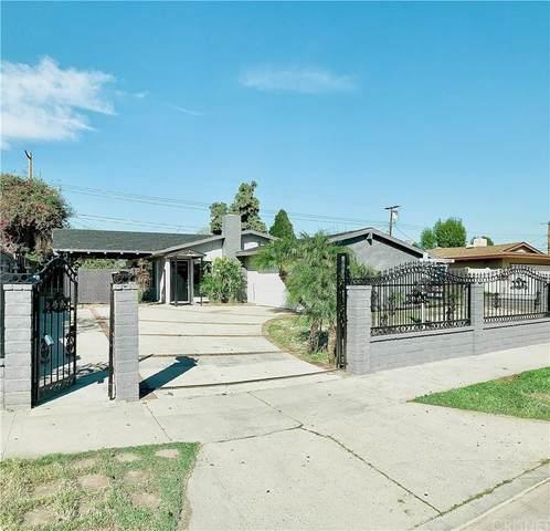 19221 Napa Street, Northridge, CA 91324 (#SR20032300) :: Randy Plaice and Associates