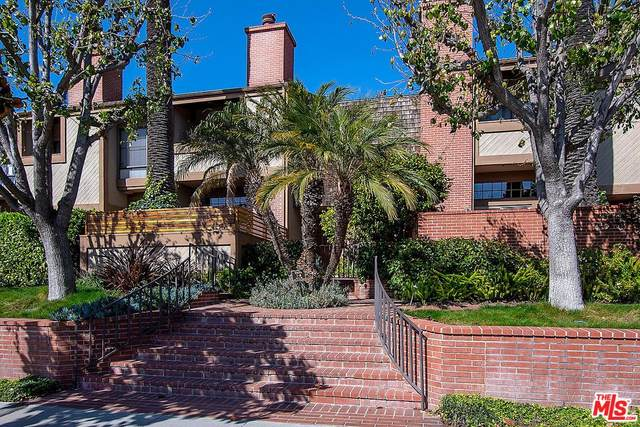 323 San Vicente #9, Santa Monica, CA 90402 (MLS #20-553858) :: The Sandi Phillips Team