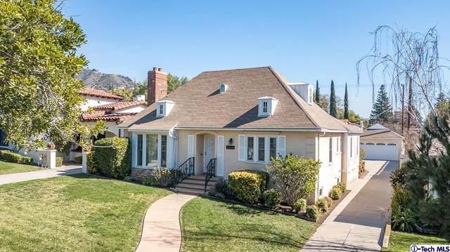 1414 Virginia Avenue, Glendale, CA 91202 (#320000555) :: Randy Plaice and Associates