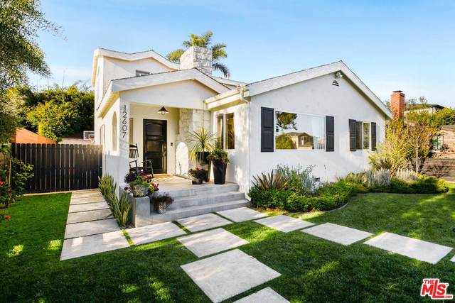 12607 Woodbine Street, Los Angeles (City), CA 90066 (MLS #20553924) :: Deirdre Coit and Associates