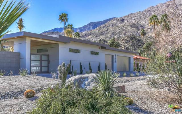 111 W El Portal, Palm Springs, CA 92264 (#20553690) :: Randy Plaice and Associates