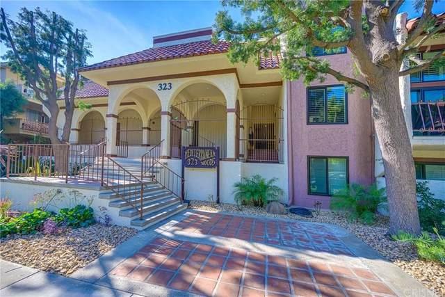 323 N Jackson Street #110, Glendale, CA 91206 (#SR20025066) :: Lydia Gable Realty Group