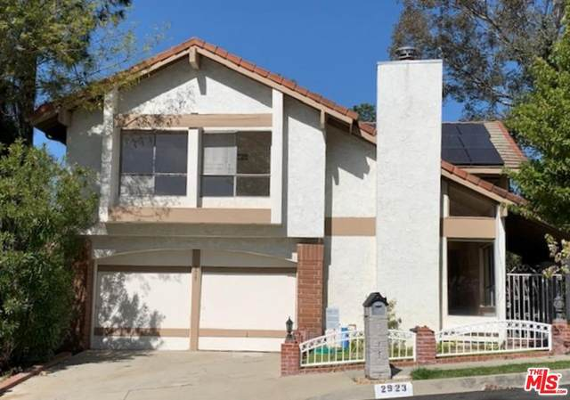 2923 Woodwardia Drive, Los Angeles (City), CA 90077 (MLS #20552198) :: Deirdre Coit and Associates