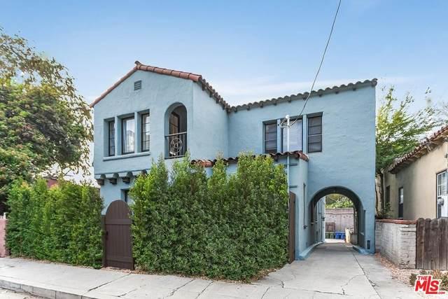 2025 Griffith Park Boulevard, Los Angeles (City), CA 90039 (#20543782) :: Randy Plaice and Associates