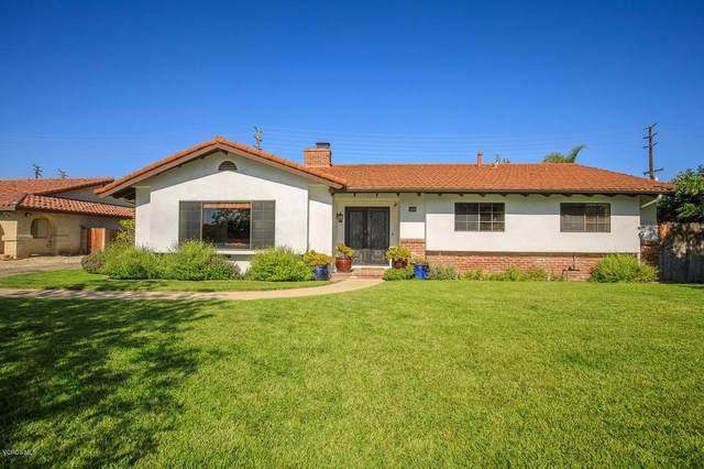 4876 Mira Sol Drive, Moorpark, CA 93021 (#220001678) :: Randy Plaice and Associates