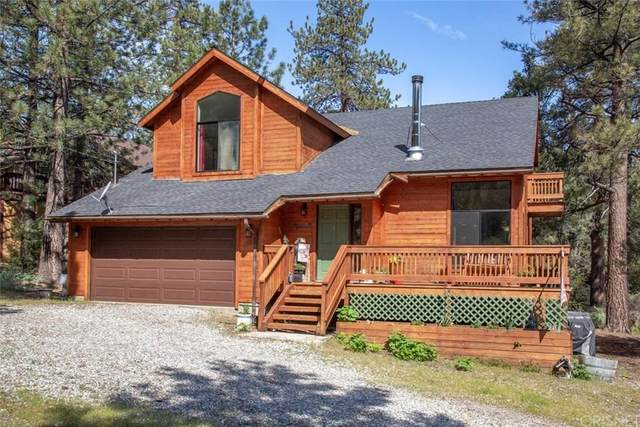 1821 Lassen Way, Pine Mountain Club, CA 93222 (#SR20029710) :: Lydia Gable Realty Group