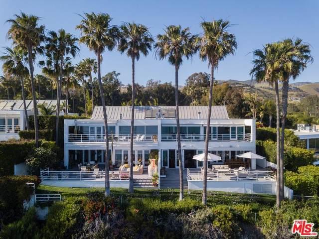 27420 Pacific Coast Highway, Malibu, CA 90265 (#20554024) :: Pacific Playa Realty