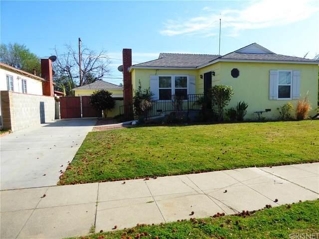 13506 Reliance Street, Arleta, CA 91331 (#SR20032945) :: TruLine Realty