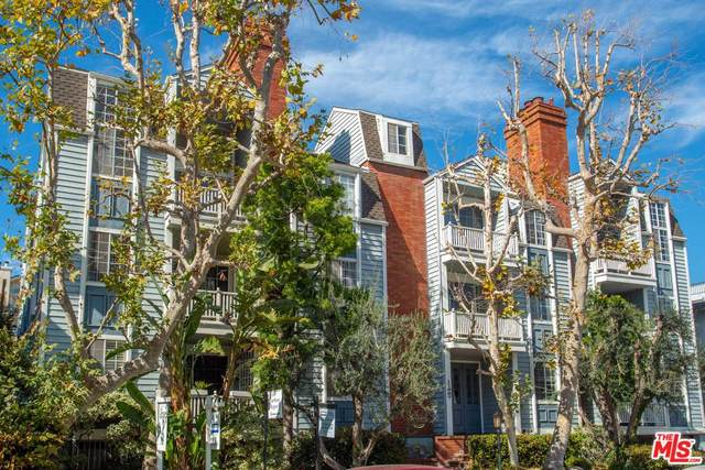 11667 Gorham Avenue #304, Los Angeles (City), CA 90049 (#20550774) :: Randy Plaice and Associates