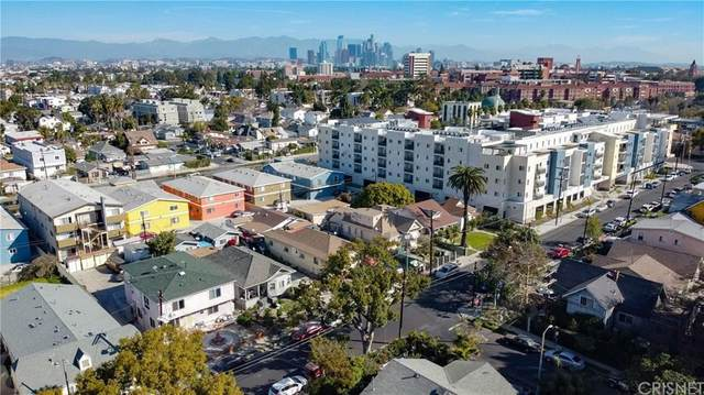 1117 38TH STREET, Los Angeles (City), CA 90037 (#SR20032993) :: The Pratt Group