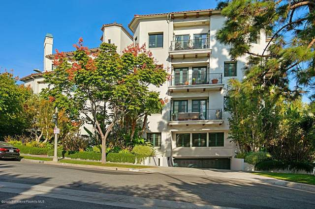 558 Hillgreen Drive #300, Beverly Hills, CA 90212 (#820000117) :: Randy Plaice and Associates