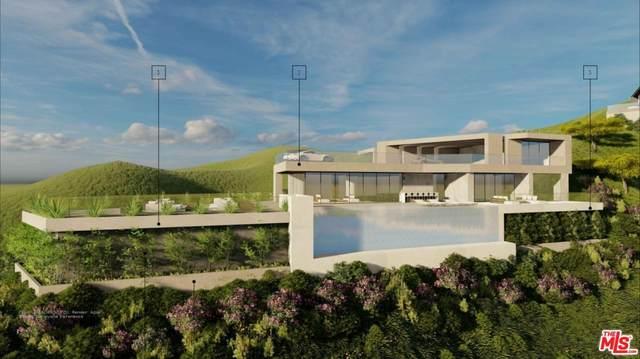 2547 Bowmont Drive, Beverly Hills, CA 90210 (#20554136) :: The Pratt Group