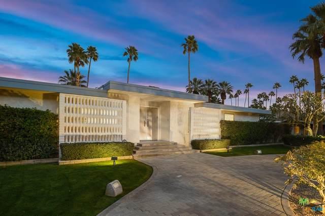 6 Palomino Road, Palm Springs, CA 92264 (#20553716) :: Randy Plaice and Associates