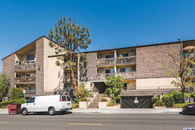 365 Burchett Street #106, Glendale, CA 91203 (#320000602) :: Randy Plaice and Associates