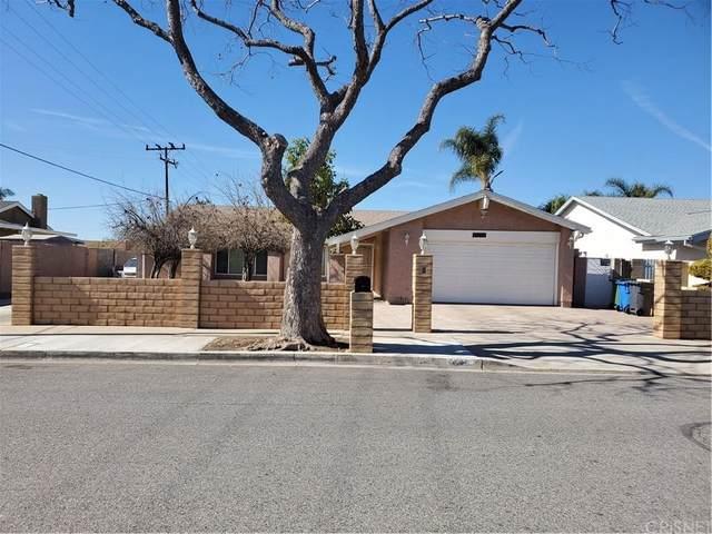 1545 Church St, Simi Valley, CA 93065 (#SR20032183) :: Randy Plaice and Associates