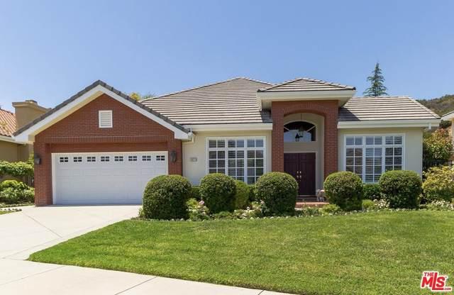 1621 Bushgrove Court, Lake Sherwood, CA 91361 (#20554180) :: Randy Plaice and Associates