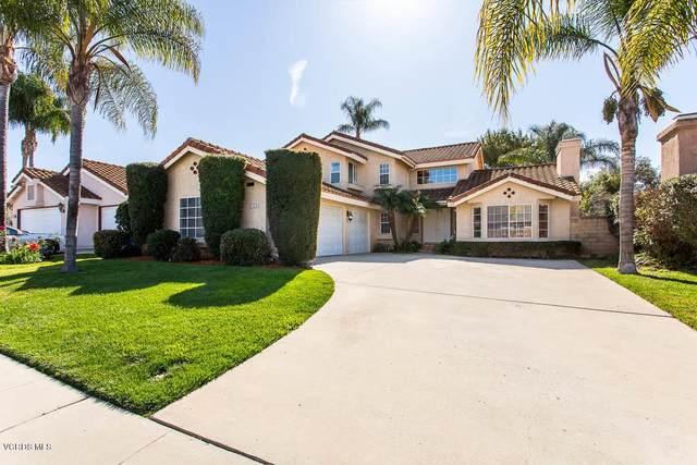 13126 Inglewood Avenue, Moorpark, CA 93021 (#220001697) :: Randy Plaice and Associates