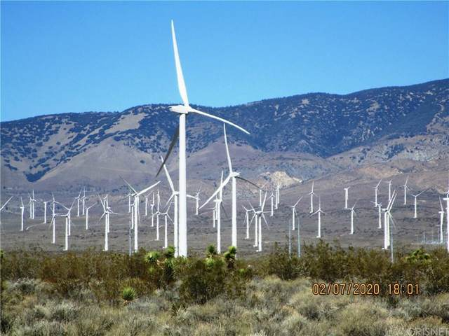 0 168TH ST W, Rosamond, CA  (#SR20033299) :: Randy Plaice and Associates