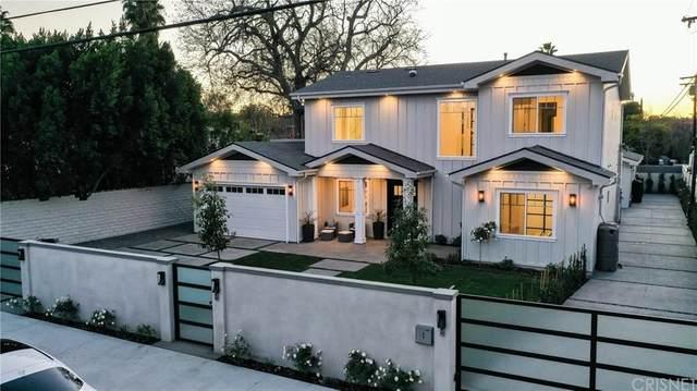 5537 Vanalden Avenue S, Tarzana, CA 91356 (#SR20032122) :: Lydia Gable Realty Group